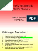 Kelompok Best Corner of Surabaya