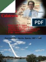 C21..Santiago Calatrava - Realizari Arhitectonice