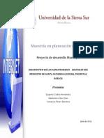 Diagnostico de Las Capacitadades Digitales Del Municipio de Santa Catarina Loxicha