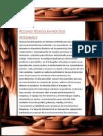 Acciones Técnicas en Procesos Artesanales Un Proceso Artesanal Es Un Sistema o Mét