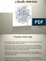 RA Edits--Toyota Crisis Final Presentation