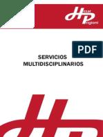 Servicios Multidisciplinarios