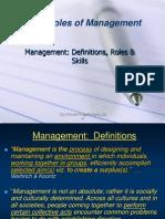 164771160 Principle of Management
