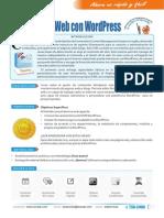 Curso Wordpress Abril