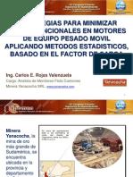 1.- Ing. Carlos Rojas Yanacocha - Estrategias Para Minimizar Fallas....