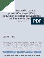 Marco Normativo Para La GDRPC
