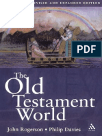 Rogerson & Davies the Old Testament World
