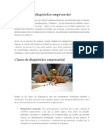 Diagnóstico empresarial
