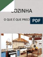 Cozinha - d.angelina