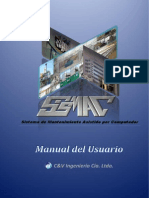 Manual Usuario SisMAC 2013