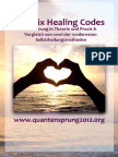 Matrix Healing Codes Kurzanleitung