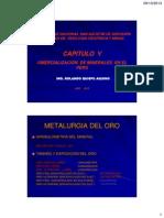 Comercialización en El Perú Cap. v (B)