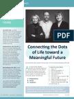 Connecting the Dots of Life toward a Meaningful Future-Jane Burke, MA, Chantal Charron, MA, CCC-SLP, & Bob Steinkamp, MA, EdS