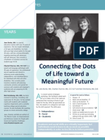 Connecting the Dots of Life toward a Meaningful Future-Jane Burke, MA, Chantal Charron, MA, CCC-SLP, & Bob Steinkamp, MA, EdS