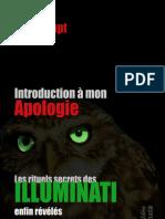 A. Weishaupt, Introduction à mon apologie - J. H. Faber, Le véritable Illuminé ou les vrais rituels primitifs des Illuminés.pdf