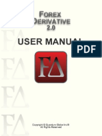 Fx Derivative User Manual