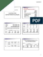 Slides - Departamentalização [Modo de Compatibilidade]