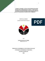 Penerapan Model Pembelajaran Konstruktivisme Untuk Meningkatkan Pemahaman Siswa Mengenai Energi Gerak Di Kelas III Sd Negeri i Cilengkranggirang Kecamatan Pasaleman Kabupaten Cirebon
