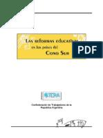 CTERAReformas Educativas en El Cono Sur