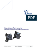 Manual central voip denwa