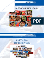 Cultural Preparation
