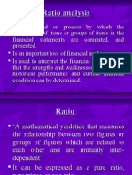 Ratio Analysis Ppt