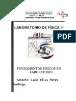 Primer Trabajo de Laboratorio Fisica III
