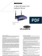 Linksys Manual