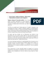 27-04-14 Tienen priístas de Caborca nueva dirigencia.