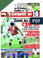 Edition du 07/11/2009