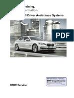 04_F01-F02 LCI Driver Assistance Systems