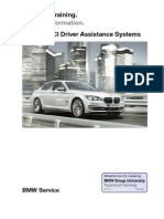 04_F01-F02 LCI Driver Assistance Systems