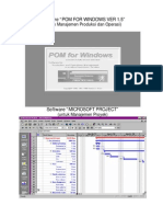 Contoh Software Komputer
