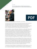 carta do prelado - novembro 2009