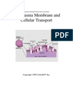 PlasmaMembrane and Cellular Transport