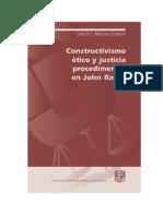 Massini Correas Carlos - Constructivismo Etico Y Justicia Procedimental