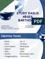Abses Bartholin Fix