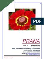 Prana November 09