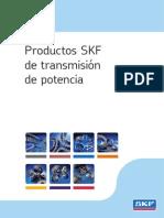Catalogo Correas Skf