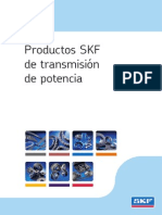 Catalogo Correas Skf