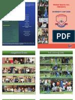 DiversityCup 2006 FinalBooklet