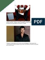 Como Ser Un Hombre Elegante - Giorgio Armani