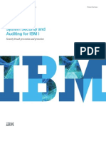 System Security and Auditing for IBM i BR