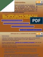 Enfoque Del Español