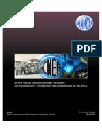 BREVE HISTORIA DE LOS REACTORES NUCLEARES DE INVESTIGACIÓN DE LA CNEA- Ricardo De Dicco.pdf