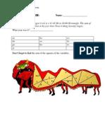 lesson plan 1-dragon puzzle