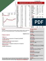 Обзор рынка акций
