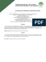 Implementación de Un Laboratorio de Informática Usando Software Libre