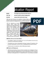 Examination of Heavy Wall Pressure Vessel Welds