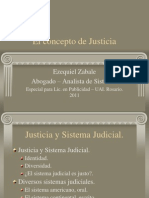1-El Concepto de Justicia